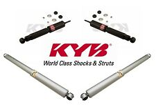 KYB 4 Shocks 344268 344079 Ford Ranger 4x4 4WD 1990 to 1997 90 91 92 93 94 95 96