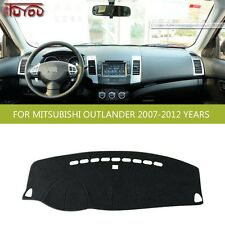 Fit For Mitsubishi Outlander 2007-2012 DashMat Dashboard Cover Dash Cover Mat