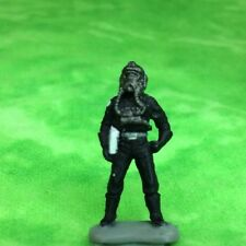 Star Wars Imperial Tie Fighter Pilot Micro Machines Rogue One Galoob Figure CU