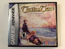 Tactics Ogre - GBA - Replacement Case - No Game