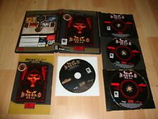 DIABLO 2 II + LORD OF DESTRUCTION  EXPANSION FOR PC/MAC VER. FRANCAISE INTEGRALE