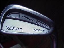 Titleist 704 CB S300 Shaft Length-38 Lie-64.5   6 iron
