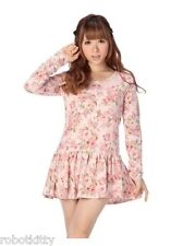 Genuine Liz Lisa Floral One Piece Dress With Lace Brand New with Tag