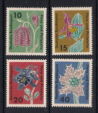 Germany - 1963 Flora and Philately, SG1306/1309, MNH