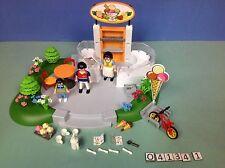 (O4134.1) playmobil La boutique du glacier ref 4134