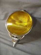 "MINI MG FORD ESCORT CLASSIC RAYDYOT 6""  YELLOW FOG LAMP MADE IN ENGLAND"