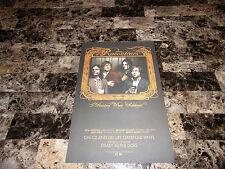 The Raconteurs Promo Lithograph Broken Boy Soldier Jack White Brendan Benson