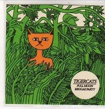 (DC428) Tigercats, Full Moon Reggae Party - 2012 DJ CD