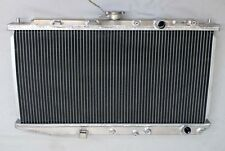 2 ROW Performance Aluminum Radiator fit for 1988-1991 Honda CRX MT New