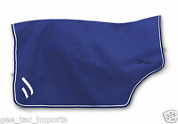GEE TAC HORSE EXERCISE SHEET RUG H VIZ WARM  FLEECE LINED WATER PROOF ALL SIZES