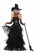 Womens Ember Witch Costume Mystical Spirit Spooky Adult Size XS/SM