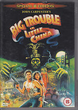 Big Trouble In Little China - 2-Disc Special Edition - Kurt Russell R2 DVD