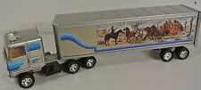 ERTL Semi Tractor and Trailer Smokey and the Bandit Made USA Horse Western Truck