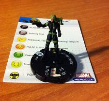 HeroClix MUTATIONS and MONSTERS #013 AGENT BRAND  MARVEL