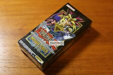 "Yugioh MVP1 ""THE DARK SIDE OF DIMENSIONS"" Booster Pack Box Movie Promo"