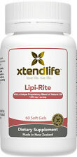 Lipi-Rite (formerly Cholest-Natural) - Xtend-life (60 gels)