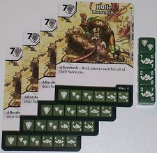 4 X HULK: PLANET HULK 55/142 The Amazing Spider-Man Dice Masters