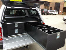 Ute Storage Drawers, draws for Hilux, Ranger, Amarok, Triton, Navara, All utes
