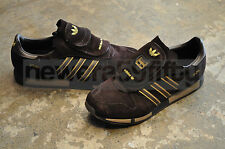 Adidas Micropacer Express/Black/Gold (Buck) - UK 10/ US 10.5/ EU 44.6