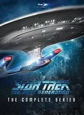 Star Trek: The Next Generation - The Complete Series (Blu-ray Disc, 2016)