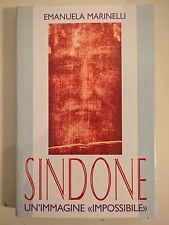 LIBRO - EMANUELA MARINELLI - SINDONE UN'IMMAGINE IMPOSSIBILE - SAN PAOLO 1998