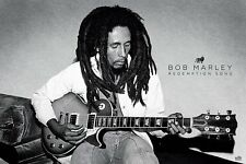 Bob Marley - Redemption Song - Brand New Licensed Reggae Poster - 91.5cm x 61cm