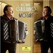 GALLIANO, RICHARD-MOZART  CD NEW