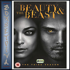 BEAUTY AND THE BEAST - COMPLETE SEASON 3- THIRD SEASON *BRAND NEW DVD***