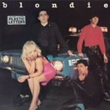 "BLONDIE ""plastic letters"" CD NUOVO"
