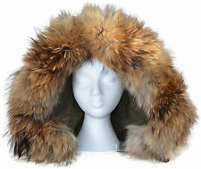 Real Fur Parka Hood | M-1951 Fishtail Parka Hoods