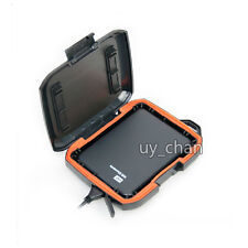 Shockproof Rugged Case For Western Digital WD My Passport Portable Hard Drive