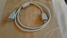 *FCB*USA USB Extension Cable Ver 2.0  1 meter with RFI protection.  Extendable