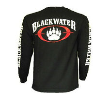 NEW BLACKWATER MILITARY SECURITY MERCERNARY GUNS T SHIRT!! S,M,L,XL,2XL