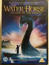 Emily Watson David Morrissey WATER HORSE ~ 2007 Family Fantasy Film | UK DVD