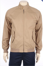 Ben Sherman Harrington Jacket/Sand - Medium  New SS17