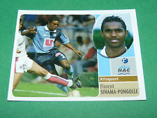 FLORENT SINAMA-PONGOLLE LE HAVRE AC HAC PANINI FOOT 2003 FOOTBALL 2002-2003