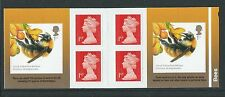 GREAT BRITAIN 2015 THE HONEYBEE BOOKLET UNMOUNTED MINT, MNH