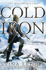 Cold Iron (The Malorum Gates)-ExLibrary