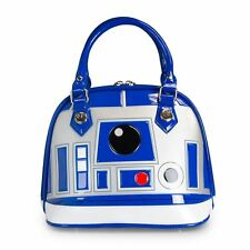 Loungefly Purse Star Wars R2 D2 Patent Dome Handbag Robot Bag