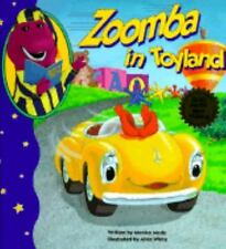 Zoomba in Toyland (Bedtime With Barney) by Monica Mody, Good Book