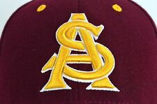 ASU Arizona State University Sun Devils baseball hat cap adjustable velcro