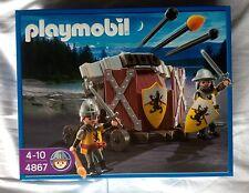 4867 Playmobil Medieval ballesta medieval tropa caballeros León