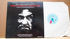 THE NAME OF THE ROSE - SOUNDTRACK BY JAMES HORNER J.-J. ANNAUD FILM ORIG AUS