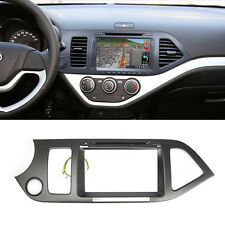 GPS Dash Center Fascia Integrated Audio for KIA 2011-2016 2017 Picanto Morning