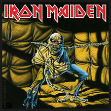 IRON MAIDEN - Patch Aufnäher - Piece of mind 10x10cm