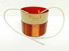SPEAKER VOICE COIL, KAPTON,WITH LEADS, REPAIR, WOOFER 2""