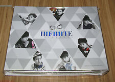 INFINITE OFFICIAL STAR COLLECTION CARD BINDER LIMITED EDITION SEALED