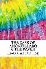 Squid Ink Classics: The Cask of Amontillado and the Raven by Edgar Allan Poe...