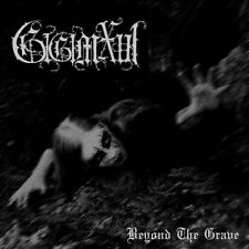 GigimXul - Beyond The Grave CD (ltd.500), NORVEGIA NERO METALLO,Gorgoroth,Mayhem