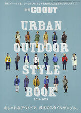 GO OUT magazine URBAN OUTDOOR STYLE BOOK / from Japan